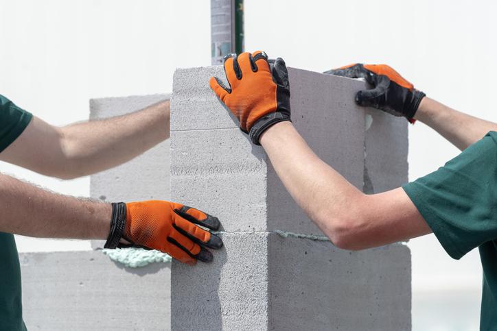 A szilikát téglák ma már biztonságos, veszélytelen építkezési alapanyagok.