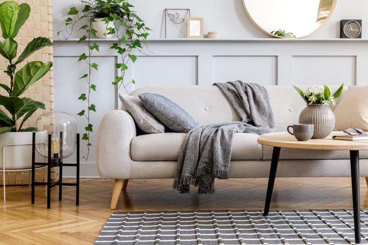 A home staging feladata, hogy kiemelje a lakás előnyeit.