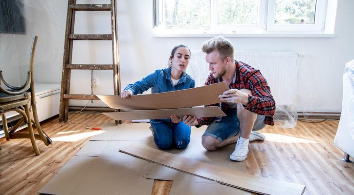 Lakásfelújítás 2021: támogatások, árak, tervezés